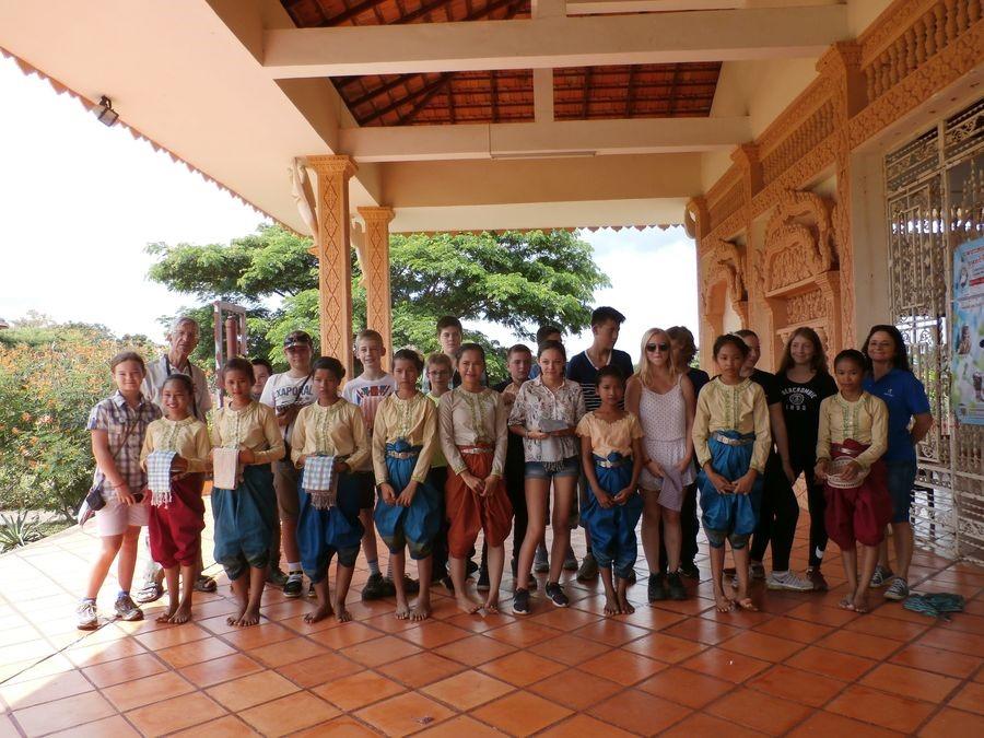 Après notre voyage au Cambodge du mois de novembre